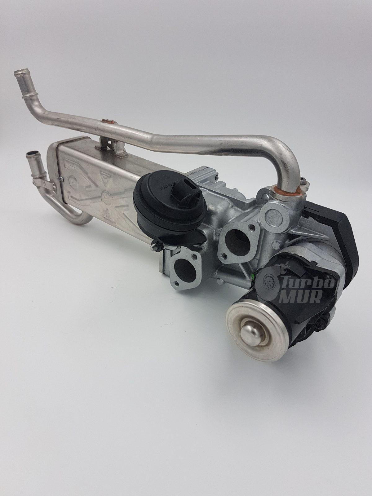 Turbomur - Válvula EGR con enfriador