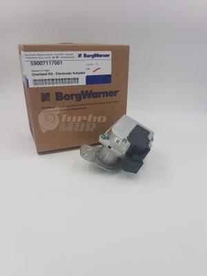 Turbomur - Actuador Reprogramado Borg Warner