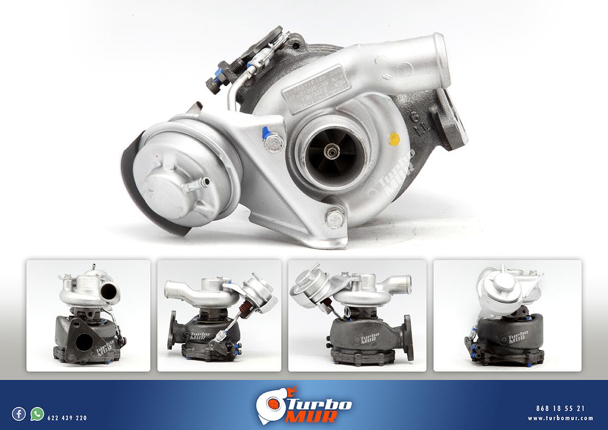 Turbomur - Turbo Mitsubishi 1.7L 74KW