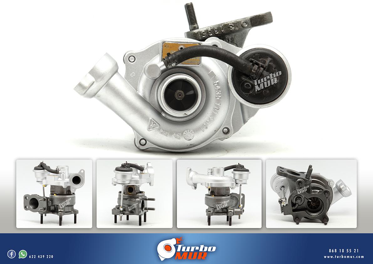 Turbomur - Turbo 1.4 HDI 68cv