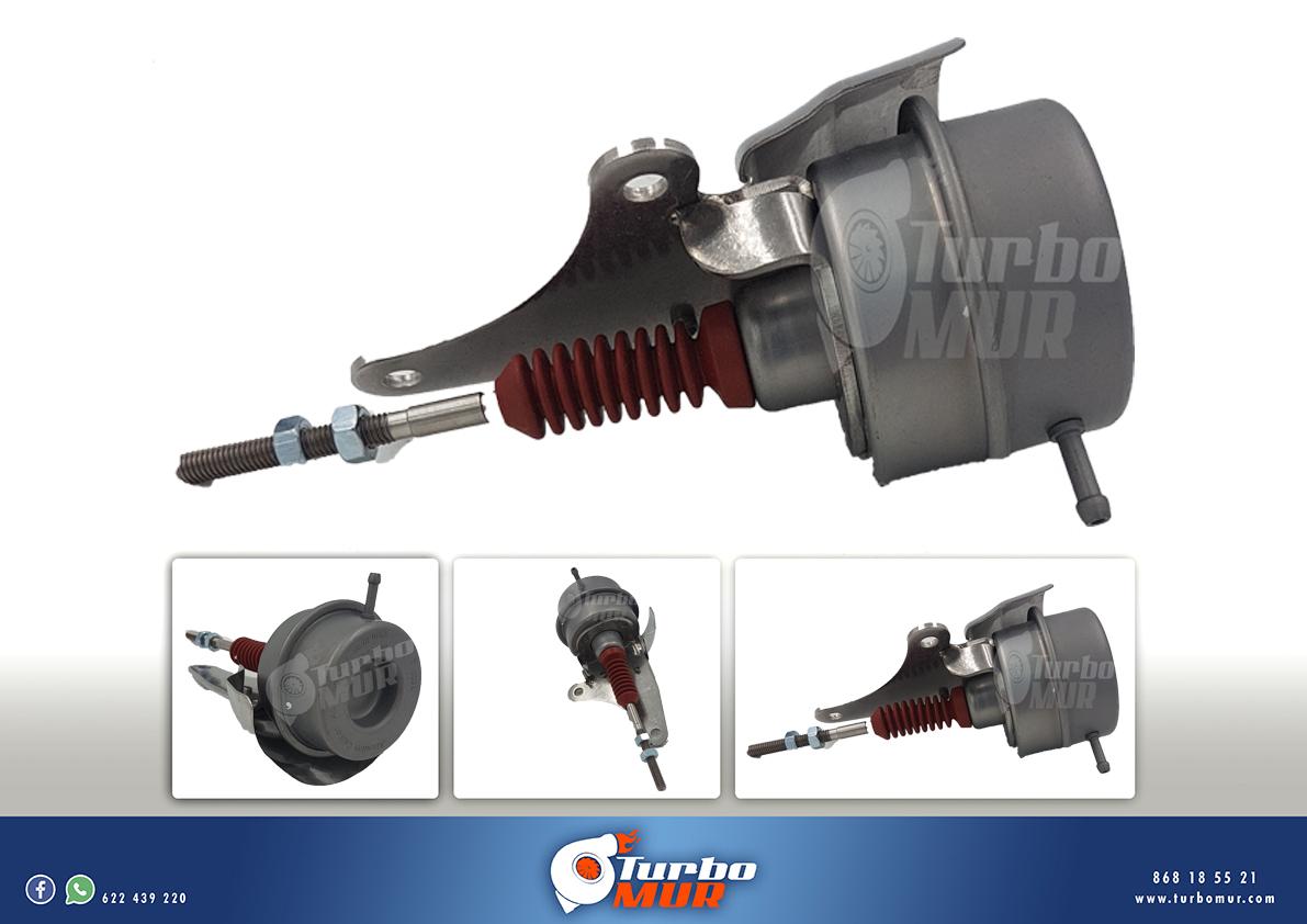 Turbomur - Válvula para Turbo 1.5 DCI