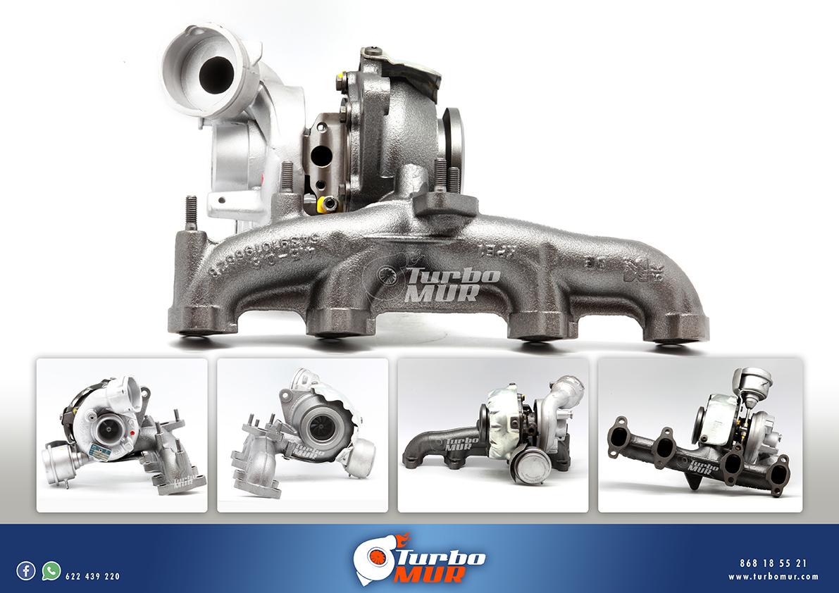 Turbomur - Turbo 1.9 TDI 77 KW 105 cv