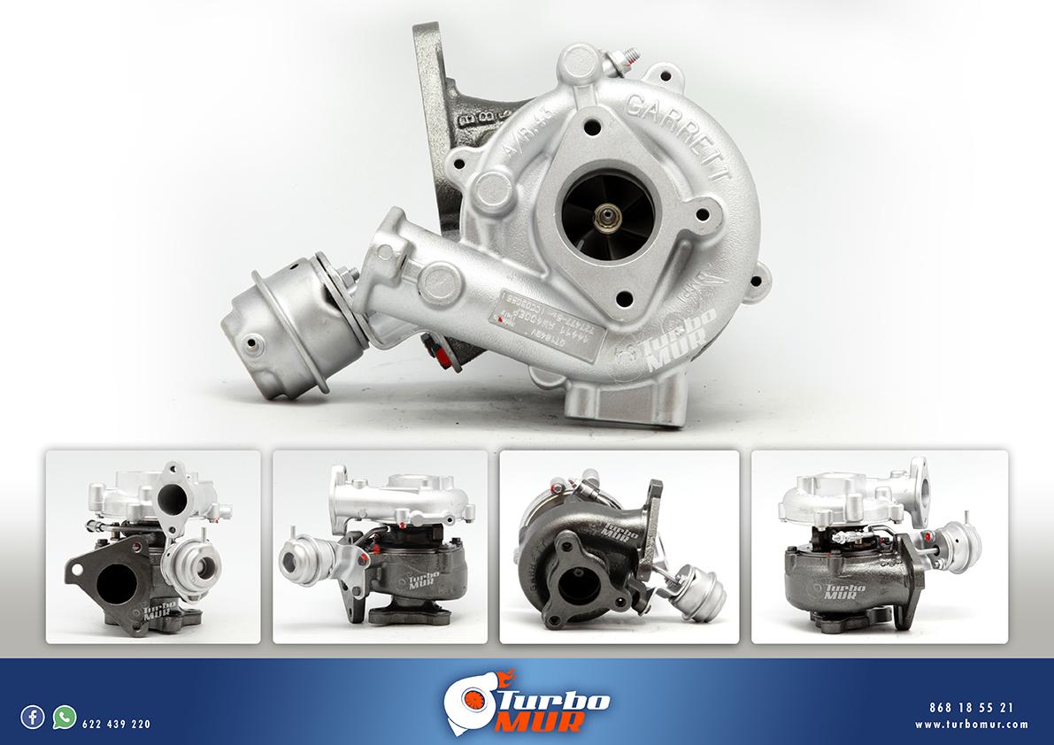 Turbomur - Turbo Garrett 2.18L