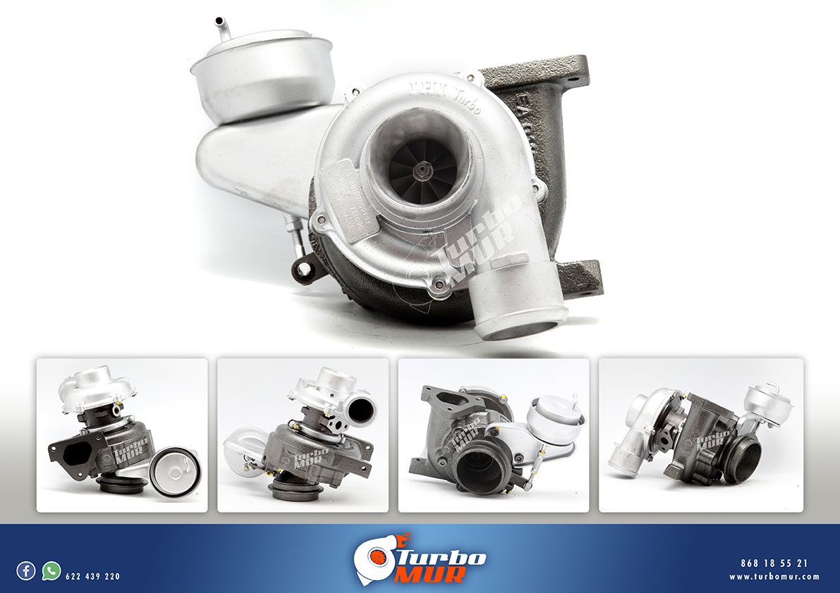 Turbomur - Turbo IHI 2.2L 80 / 110KW