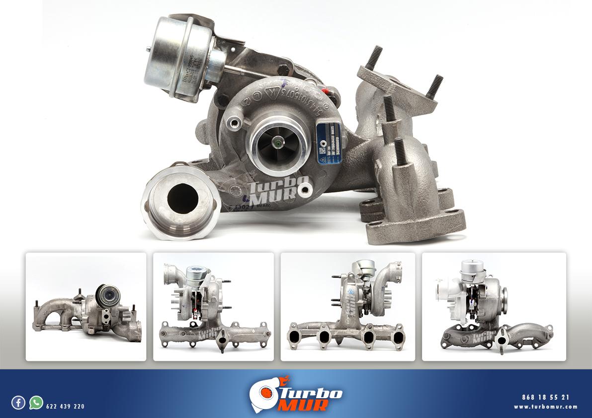 Turbomur - TURBO 1.9 TDI 85kw 100cv