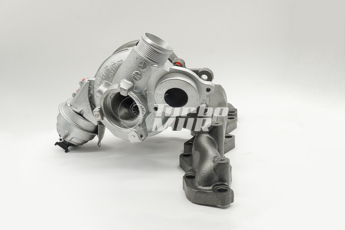 Turbomur - Turbo Garrett 2.0L 135KW