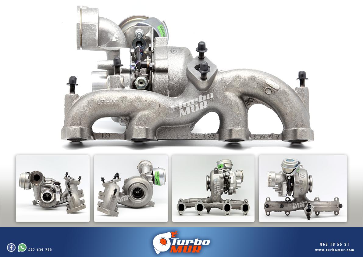 Turbomur - Turbo Garrett 1.9L 77KW