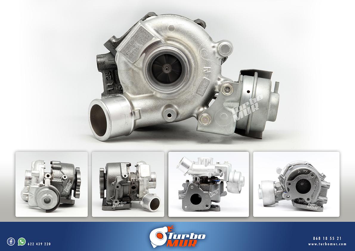 Turbomur - Turbo Mitsubishi ,   1.8L