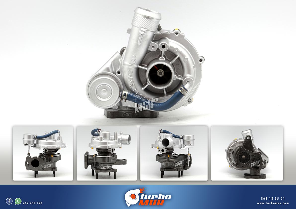 Turbomur - Turbo Garrett 2.0L 66KW
