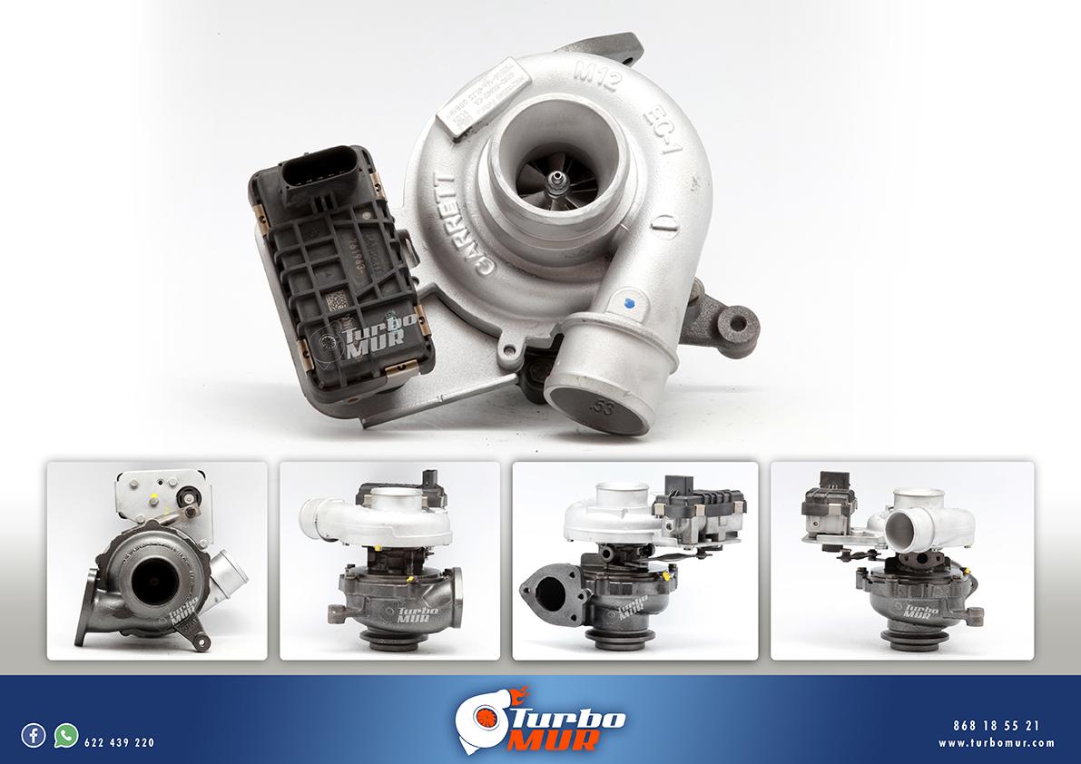 Turbomur - Turbo Garrett 2.2L 115KW