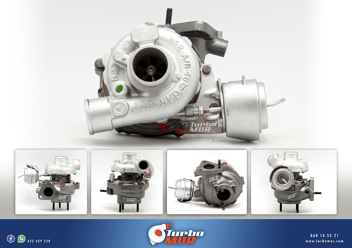 Turbomur - Turbo Garrett 2.0L 103KW