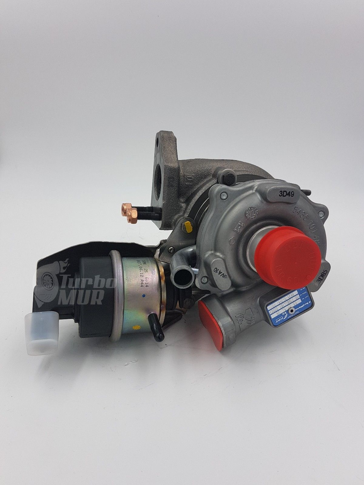 Turbomur - Turbo BorgWarner BV35
