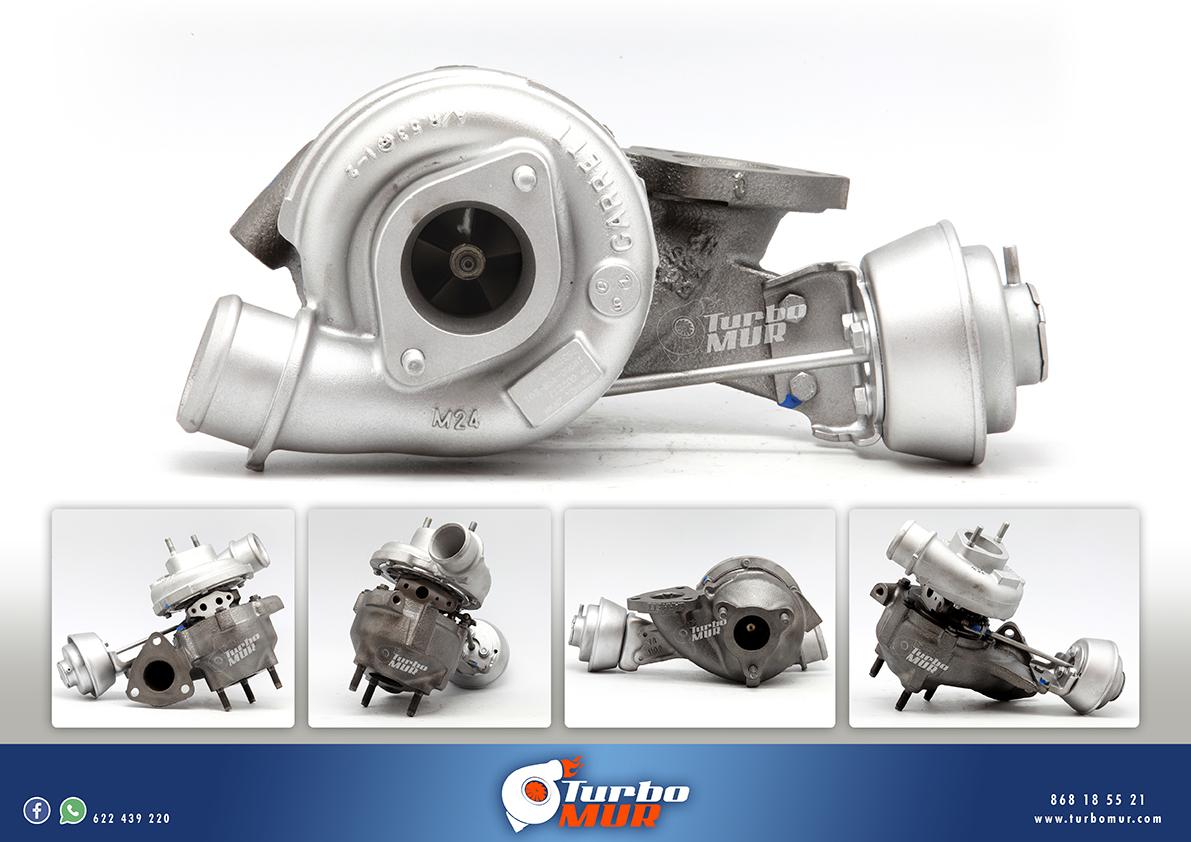 Turbomur - Turbo Garrett 2.2L 103KW