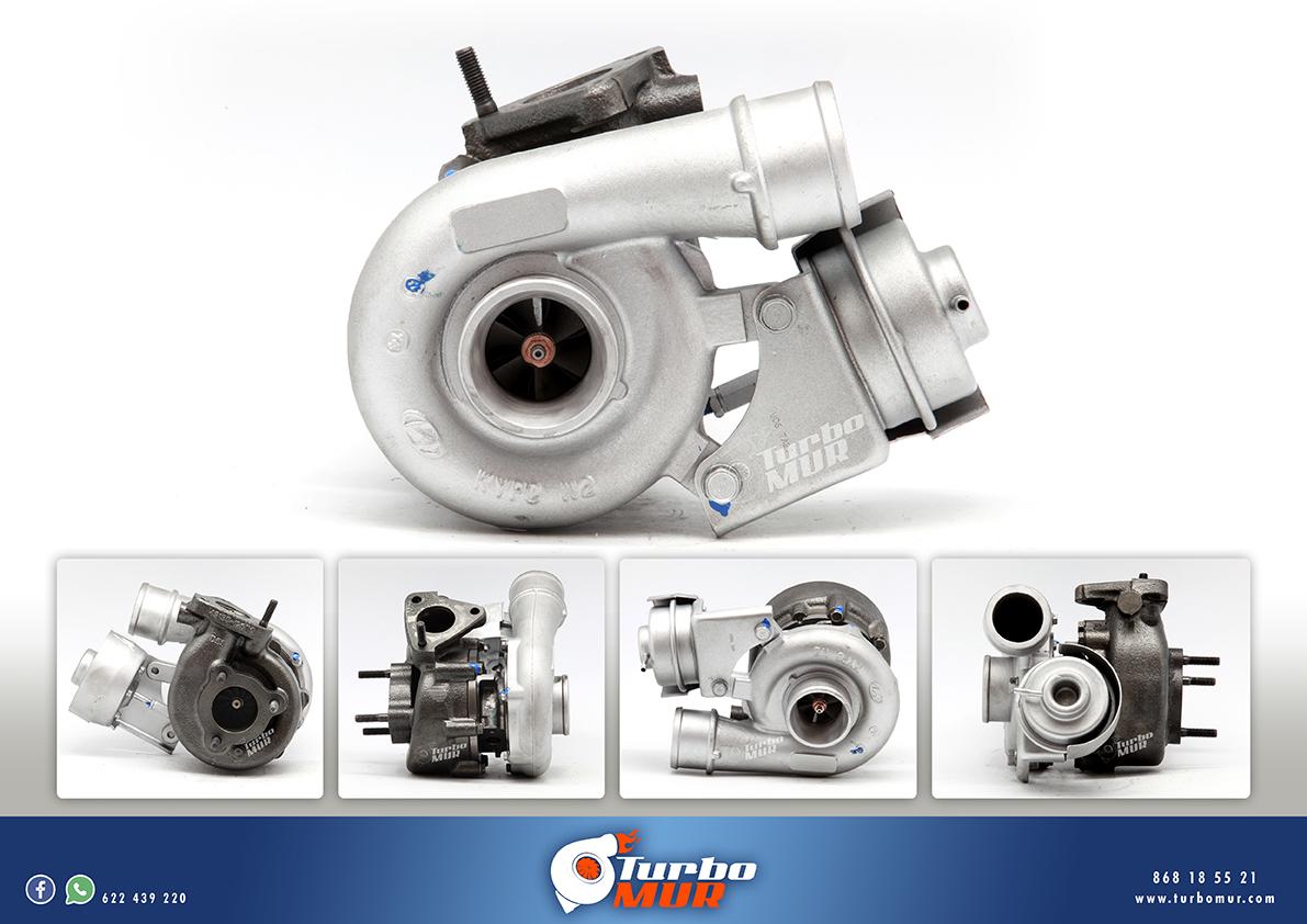 Turbomur - Turbo Mitsubishi 2.2L 110KW